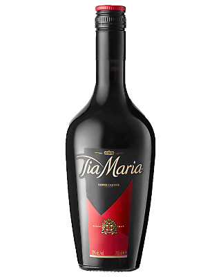 Tia Maria Dark Liqueur 700mL case of 6 Coffee Liqueurs