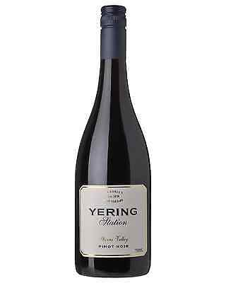 Yering Station Pinot Noir case of 6 Dry Red Wine 750mL Yarra Valley