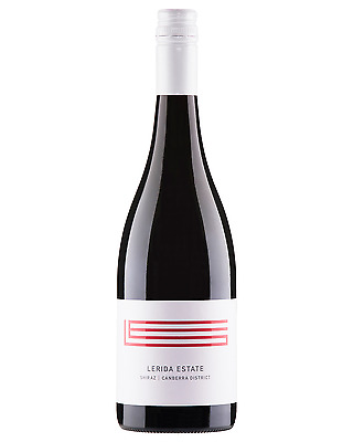 Lerida Estate Shiraz case of 12 Dry Red Wine 750mL Canberra District