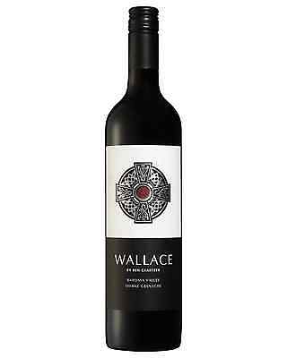 Glaetzer Wallace Shiraz Grenache bottle Dry Red Wine 750mL Barossa Valley