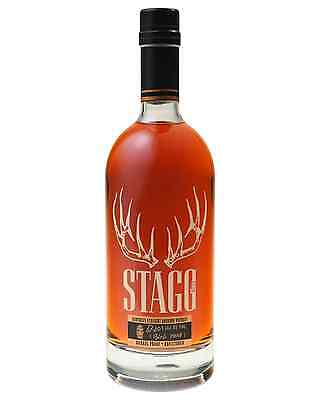 Buffalo Trace Stagg Jr. Bourbon 750mL case of 6 American Whiskey