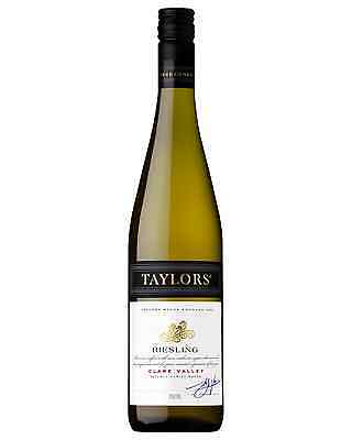 Taylors Estate Riesling case of 6 Dry White Wine 750mL Clare Valley