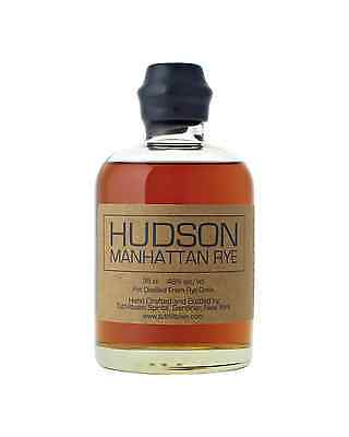 Hudson Manhatten Rye 350mL bottle American Whiskey Rye Whiskey