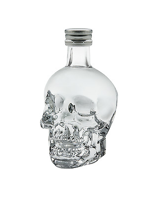 Crystal Head Vodka 50mL bottle