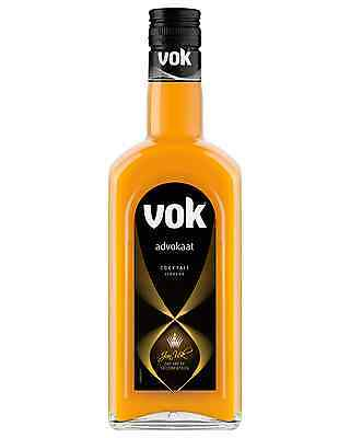 Vok Advokaat 500mL bottle Liqueur Cream Liqueurs
