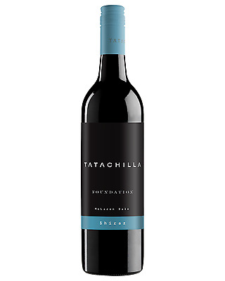 Tatachilla Foundation Shiraz case of 6 Dry Red Wine 750mL McLaren Vale