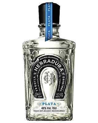 Herradura Plata Tequila 700mL bottle Blanco