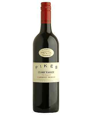 Pikes The Dogwalk Cabernet Merlot case of 6 Dry Red Wine 750mL Clare Valley