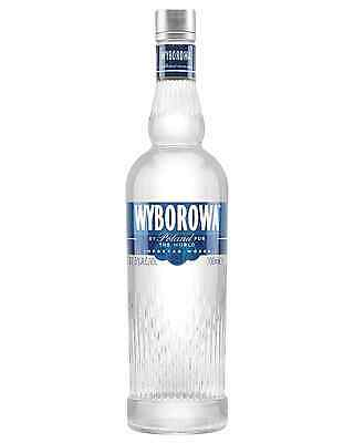 Wyborowa Vodka 700mL case of 6