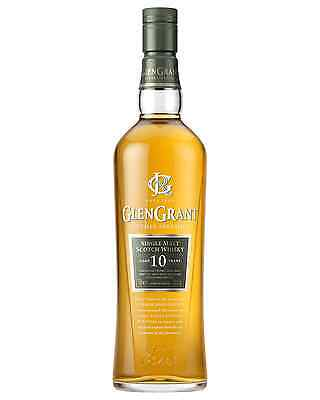 Glen Grant 10 Year Old Scotch Whisky 700mL bottle Single Malt Speyside