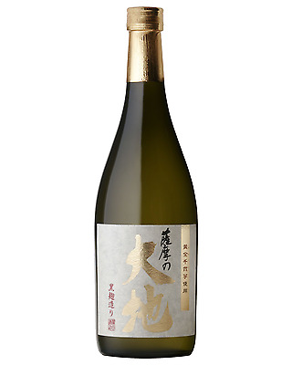 Satsumano Daichi Sweet Potato Shochu 720mL bottle Sake