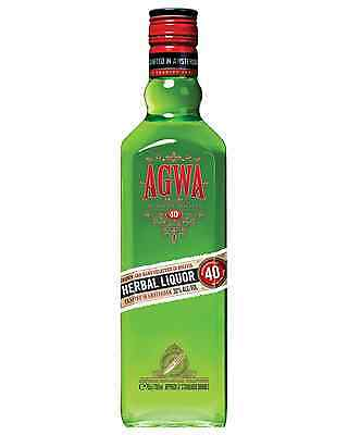 Agwa de Bolivia Agwa Herbal Liqueur 700mL case of 6 Herbal Liqueurs