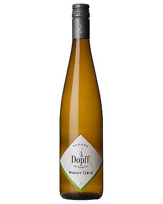 Dopff Au Moulin Pinot Gris case of 6 Dry White Wine 750mL Alsace
