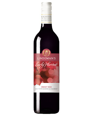 Lindeman's Early Harvest Sweet Red case of 6 Wine 750mL