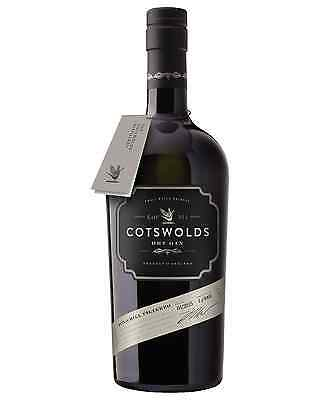 Cotswolds Dry Gin 700mL case of 6