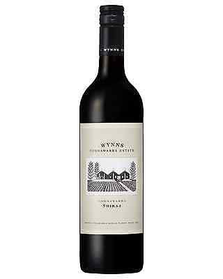 Wynns Shiraz case of 6 Dry Red Wine 750mL Coonawarra