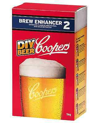 Coopers Brew Enhancer No.2 1kg pack Bar Accessories