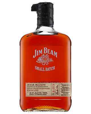 Jim Beam Small Batch Kentucky Straight Bourbon Whiskey 700mL case of 6
