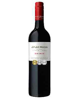 Jip Jip Rocks Shiraz case of 6 Dry Red Wine 750mL Padthaway