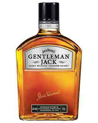 Gentleman Jack Rare Tennessee Whiskey 700mL bottle American Whiskey