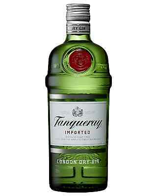 Tanqueray London Dry Gin 700mL bottle