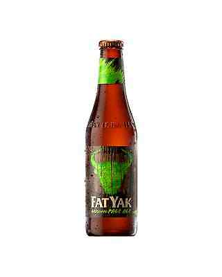 Yak Ales Fat Yak Original Pale Ale 345mL case of 24 Craft Beer