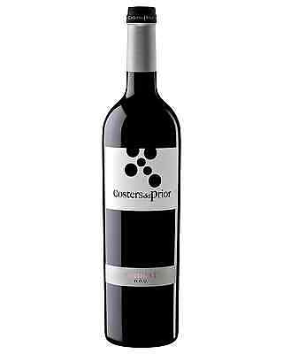 Costers Del Prior Crianza Priorat case of 6 Red Blend Dry Red Wine 750mL