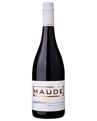 Maude Pinot Noir case of 6 Dry Red Wine 750mL Central Otago