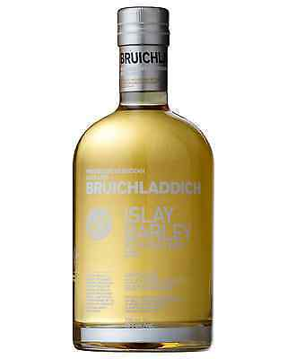 Bruichladdich Islay Barley Scotch Whisky 700mL case of 6 Single Malt