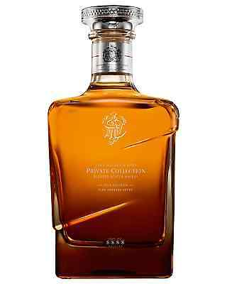 John Walker & Sons Private Collection 2016 Blended Scotch Whisky 700mL bottle