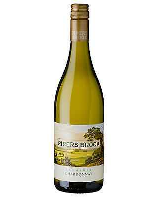 Pipers Brook Chardonnay case of 6 Dry White Wine 750mL Northern Tasmania