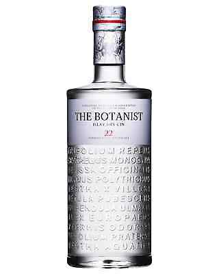The Botanist Islay Dry Gin 700mL case of 6