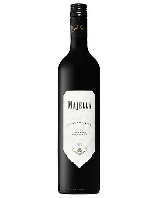 Majella bottle Cabernet Sauvignon Dry Red Wine 750mL Coonawarra