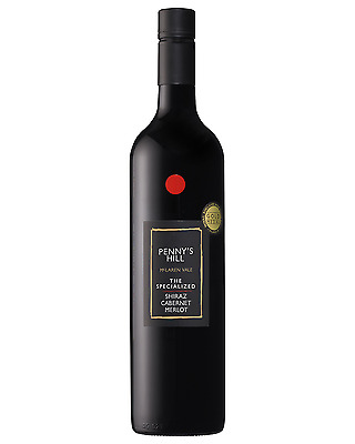 Penny's Hill The Specialized Shiraz Cabernet Merlot bottle Dry Red Wine 750mL