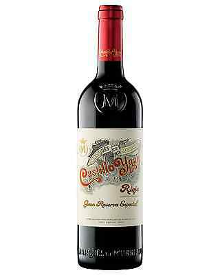 Castillo Ygay Gran Reserva Rioja case of 6 Tempranillo Blend Dry Red Wine 750mL