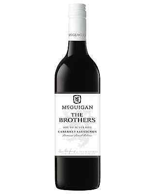 McGuigan The Brothers Cabernet Sauvignon case of 6 Dry Red Wine 750mL