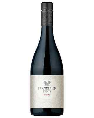 Frankland Estate Shiraz bottle Dry Red Wine 750mL Frankland River
