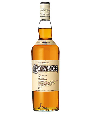 Cragganmore Speyside Scotch Whisky 700mL bottle Single Malt