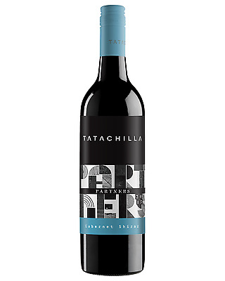 Tatachilla Partners Cabernet Shiraz case of 6 Dry Red Wine 750mL McLaren Vale