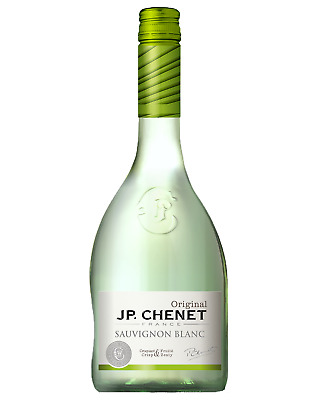 JP Chenet Sauvignon Blanc case of 6 Dry White Wine 750mL Languedoc-Roussillon