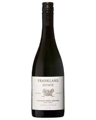 Frankland Estate Isolation Ridge Shiraz 2008 bottle Dry Red Wine 750mL