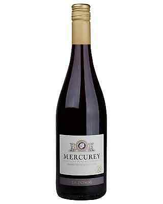 Quinson Mercurey Pinot Noir case of 6 Dry Red Wine 750mL Burgundy