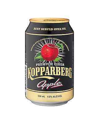 Kopparberg case of 20 Apple Cider 330mL