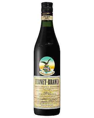 Fernet-Branca Liqueur 700mL bottle Herbal Liqueurs