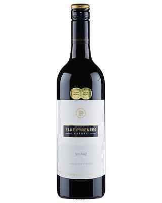 Blue Pyrenees Shiraz case of 6 Dry Red Wine 750mL
