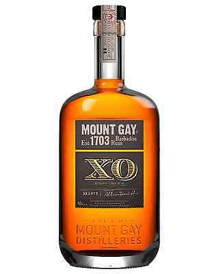 Mount Gay Extra Old Rum 700mL case of 6 Dark Rum