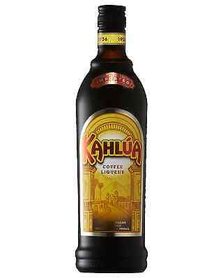 Kahlua Coffee Liqueur 700mL case of 6 Coffee Liqueurs