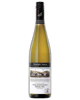 Pewsey Vale The Contours Riesling 2011 case of 6 Dry White Wine 750mL