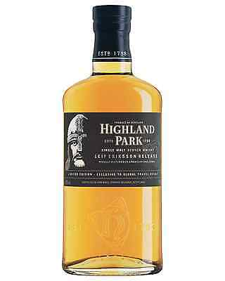 Highland Park Leif Eriksson Scotch Whisky 700mL bottle Single Malt