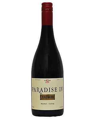 Paradise IV Chaumont case of 12 Cabernet Blend Dry Red Wine 750mL Geelong
